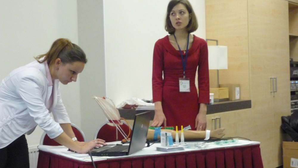 Выставки в спб 2012 медицина когда наклоняю голову вперед болит шея